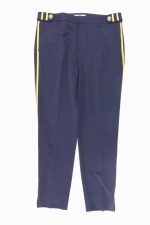 Esprit Stoffhose Größe 36 blau aus Polyester