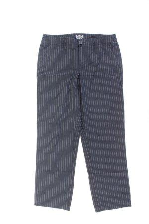 Esprit Stoffhose Größe 40 blau aus Baumwolle