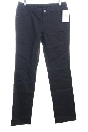 Esprit Stoffhose schwarz klassischer Stil