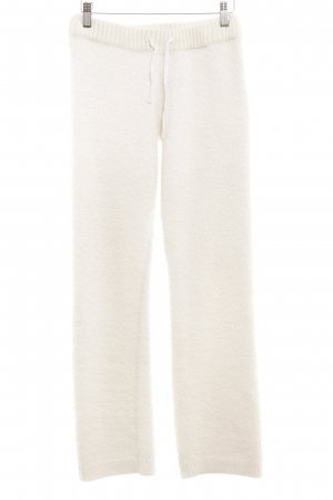Esprit Jersey Pants natural white casual look