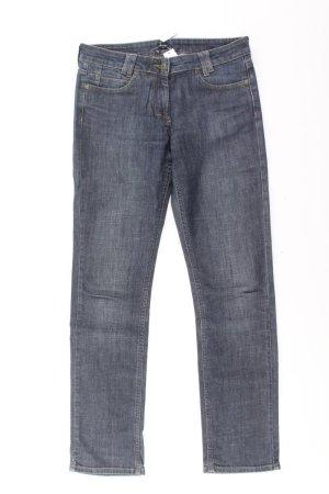 Esprit Straight Jeans Größe 36 blau aus Baumwolle