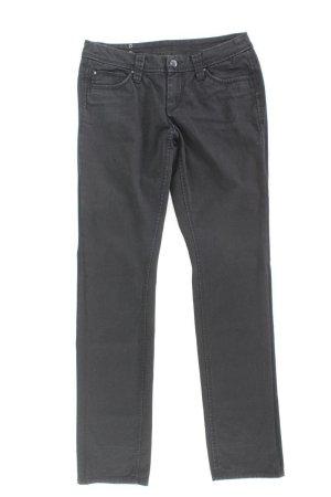 Esprit Jeansy z prostymi nogawkami czarny Bawełna