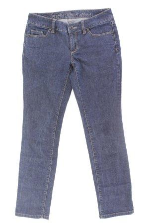 Esprit Straight Jeans Größe W26/L32 blau aus Baumwolle