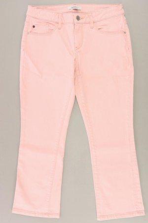 Esprit Straight Jeans Größe W30 rosa aus Baumwolle