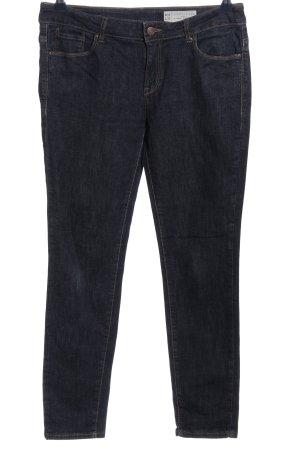 Esprit Jeans coupe-droite bleu style décontracté