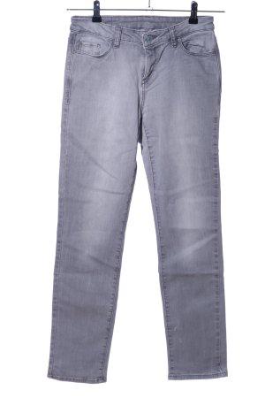 Esprit Jeansy z prostymi nogawkami jasnoszary W stylu casual