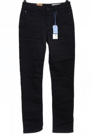Esprit Straight-Leg Jeans schwarz Business-Look