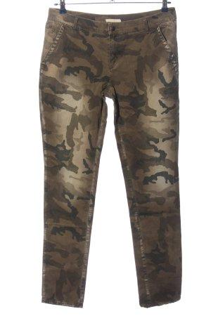 Esprit Slim Jeans Camouflagemuster Casual-Look