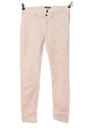 Esprit Straight-Leg Jeans creme Casual-Look