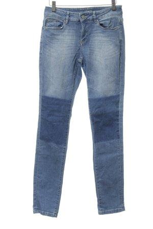 Esprit Straight-Leg Jeans stahlblau Washed-Optik
