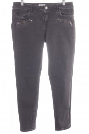 Esprit Straight-Leg Jeans taupe Casual-Look