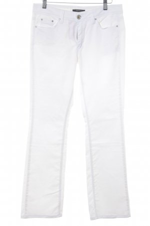 Esprit Straight-Leg Jeans weiß Casual-Look