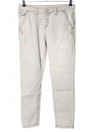 Esprit Stretch Jeans hellgrau Casual-Look