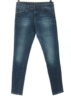 Esprit Stretch Jeans blau Casual-Look