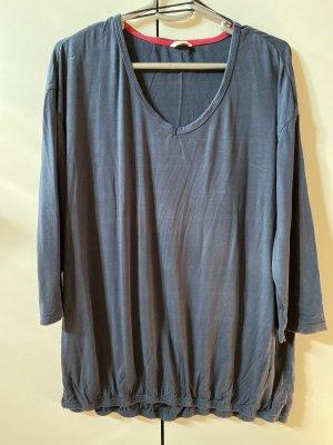 Esprit Camicia a tunica blu scuro