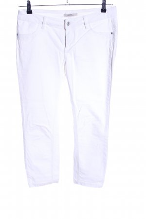 Esprit Stretch Trousers white casual look