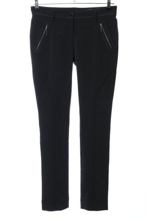 Esprit Stretch broek zwart zakelijke stijl
