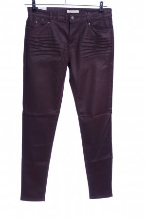 Esprit Stretch Trousers lilac casual look