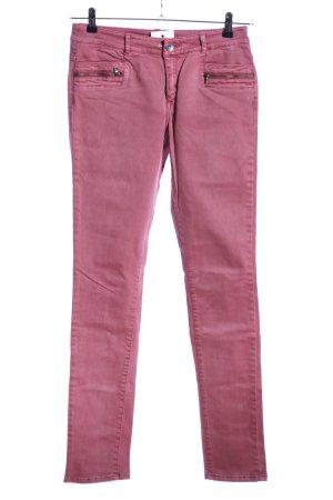 Esprit Stretchhose pink Casual-Look