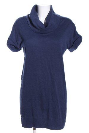 Esprit Stretchkleid blau Casual-Look