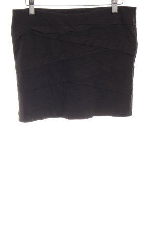 Esprit Stretchrock schwarz Casual-Look