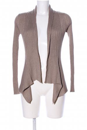 Esprit Strick Cardigan braun Casual-Look