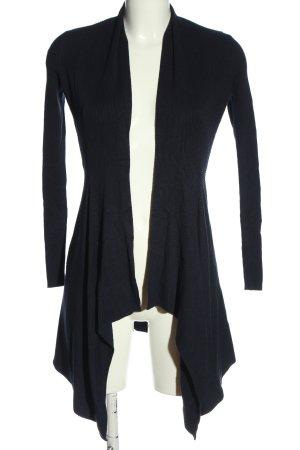 Esprit Strick Cardigan blau Casual-Look