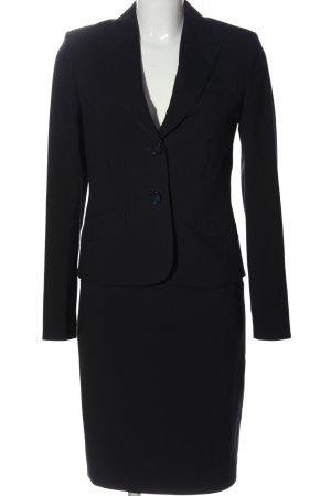 Esprit Ensemble en tricot noir style d'affaires