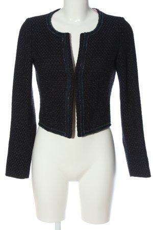 Esprit Blazer in maglia nero elegante