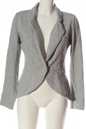 Esprit Knitted Blazer light grey flecked casual look