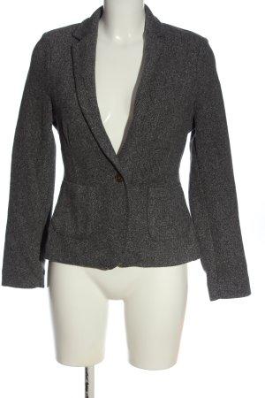 Esprit Blazer tejido gris claro moteado estilo «business»