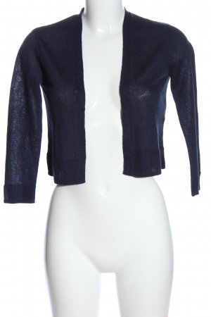 Esprit Knitted Bolero blue casual look