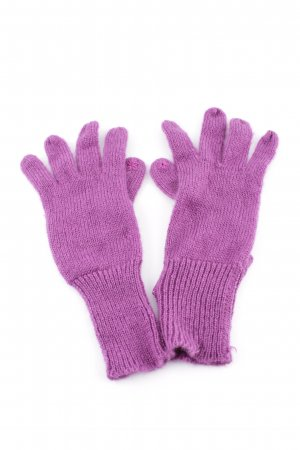 Esprit Knitted Gloves pink casual look