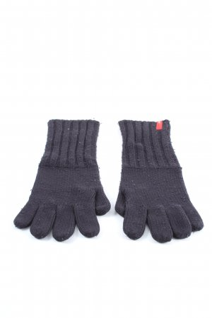 Esprit Knitted Gloves black casual look