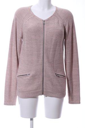 Esprit Strickjacke pink meliert Casual-Look