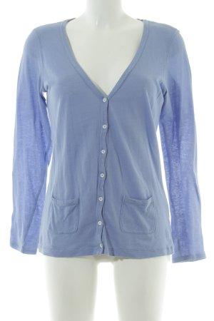 Esprit Strickjacke blau Casual-Look