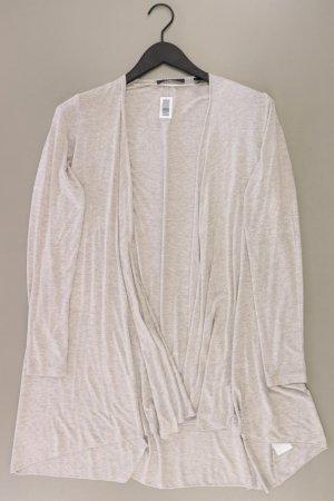 Esprit Strickjacke Größe M Langarm grau aus Viskose