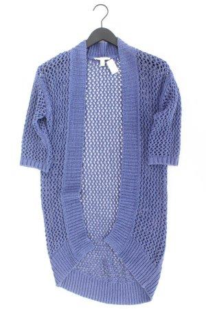 Esprit Strickjacke Größe S Langarm blau