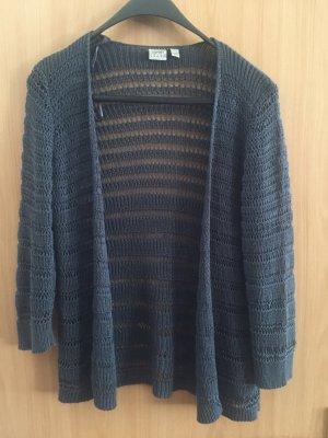 Esprit Crochet Cardigan grey