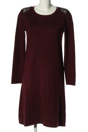 Esprit Strickkleid rot Elegant
