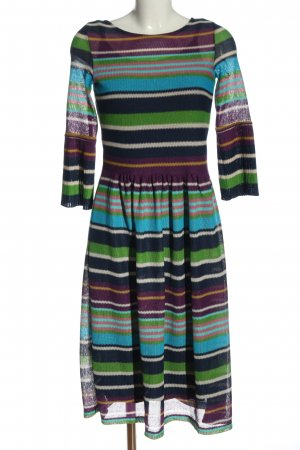 Esprit Knitted Dress striped pattern business style