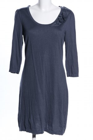 Esprit Knitted Dress blue casual look