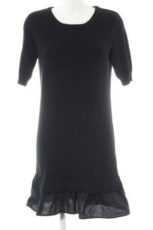 Esprit Abito di maglia nero stile professionale