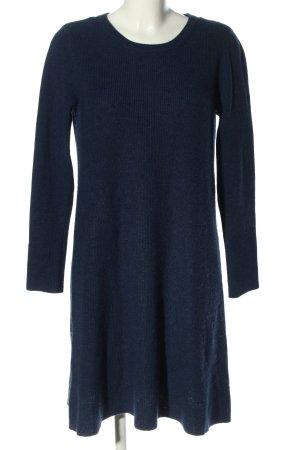 Esprit Strickkleid blau Casual-Look