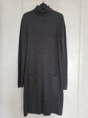 esprit collection Vestido tejido gris