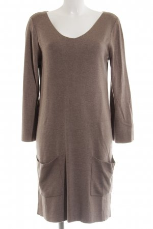 Esprit Strickkleid braun Casual-Look