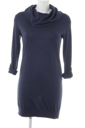 Esprit Strickkleid dunkelblau schlichter Stil