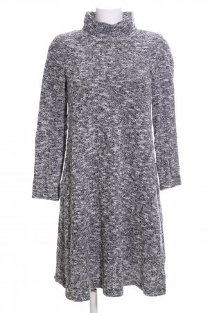 Esprit Knitted Dress light grey-white flecked casual look