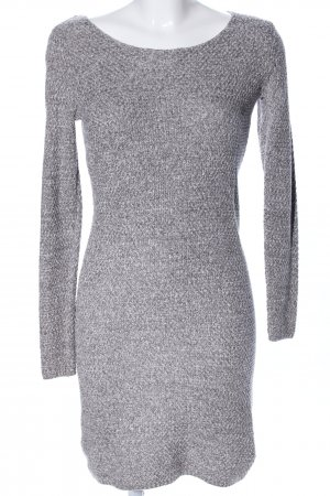 Esprit Knitted Dress light grey flecked casual look
