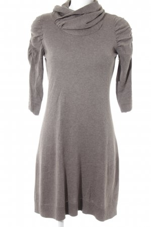 Esprit Strickkleid hellgrau Casual-Look